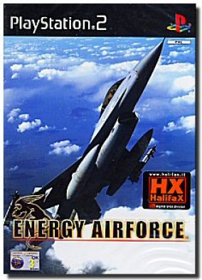 Copertina del gioco Energy Airforce per Playstation 2
