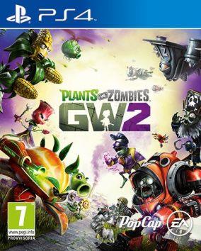 Copertina del gioco Plants Vs Zombies Garden Warfare 2 per Playstation 4