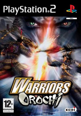 Copertina del gioco Warriors Orochi per Playstation 2