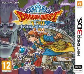 Immagine della copertina del gioco Dragon Quest VIII: L'Odissea del Re maledetto per Nintendo 3DS