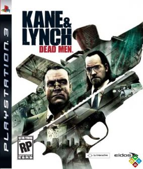 Copertina del gioco Kane & Lynch: Dead Men per Playstation 3