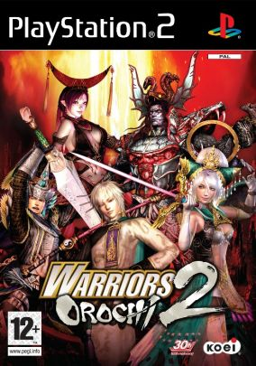 Copertina del gioco Warriors Orochi 2 per Playstation 2