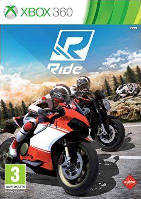 Copertina del gioco Ride per Xbox 360