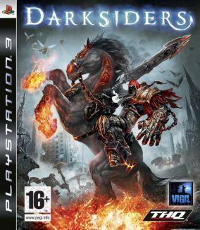 Copertina del gioco Darksiders per Playstation 3