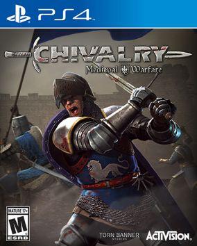 Copertina del gioco Chivalry: Medieval Warfare per Playstation 4