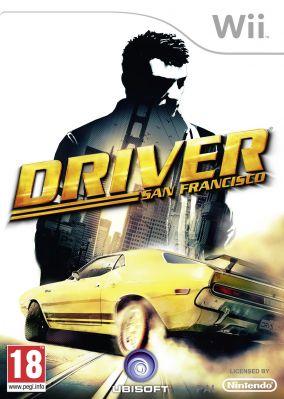 Immagine della copertina del gioco Driver: San Francisco   per Nintendo Wii
