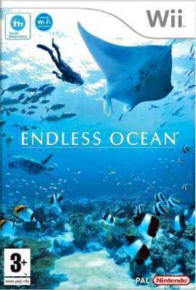 Copertina del gioco Endless ocean per Nintendo Wii