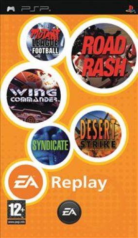 Copertina del gioco EA Replay per Playstation PSP