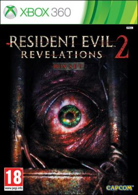 Copertina del gioco Resident Evil: Revelations 2 per Xbox 360