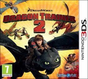 Copertina del gioco Dragon Trainer 2 per Nintendo 3DS