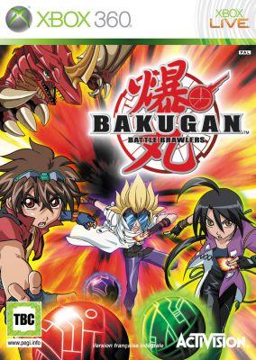 Copertina del gioco Bakugan per Xbox 360