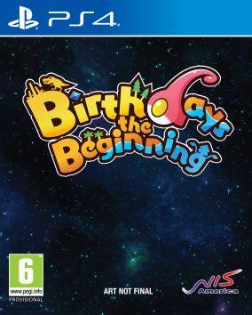 Copertina del gioco Birthdays the Beginning per Playstation 4