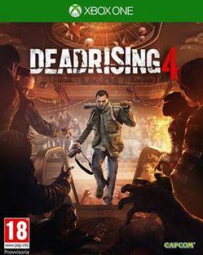 Immagine della copertina del gioco Dead Rising 4 per Xbox One