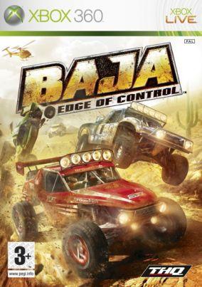 Copertina del gioco Baja: Edge of Control per Xbox 360