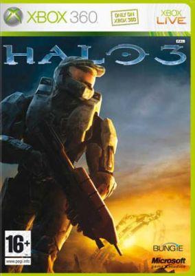 Copertina del gioco Halo 3 per Xbox 360
