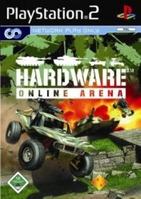 Copertina del gioco Hardware Online Arena per Playstation 2
