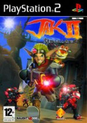 Copertina del gioco Jak 2 per Playstation 2