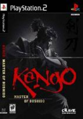 Copertina del gioco Kengo : Master of Bushido per Playstation 2