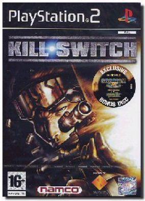 Copertina del gioco Kill switch per Playstation 2