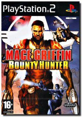 Copertina del gioco Mace Griffin: Bounty Hunter per Playstation 2