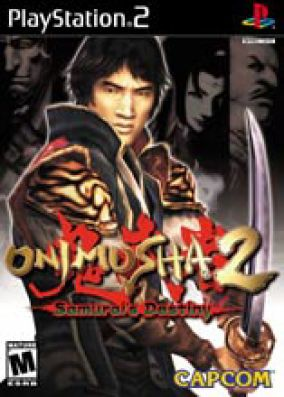Copertina del gioco Onimusha 2 per Playstation 2