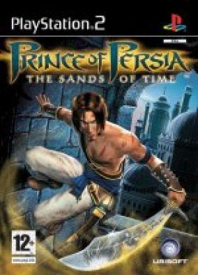 Immagine della copertina del gioco Prince of Persia: Le sabbie del Tempo per Playstation 2