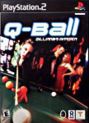Copertina del gioco Q-Ball: Billiards Master per Playstation 2