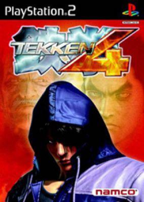 Copertina del gioco Tekken 4 per Playstation 2