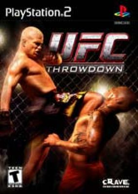 Copertina del gioco UFC: Throwdown per Playstation 2