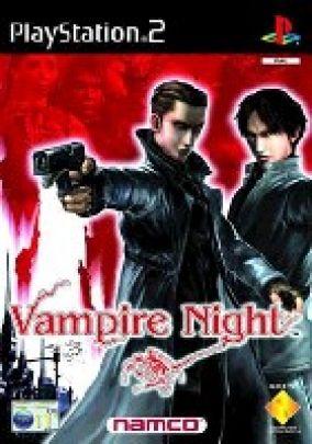 Copertina del gioco Vampire night per Playstation 2