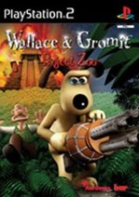 Copertina del gioco Wallace & Gromit in Project Zoo per Playstation 2