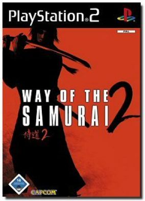 Copertina del gioco Way of the Samurai 2 per Playstation 2
