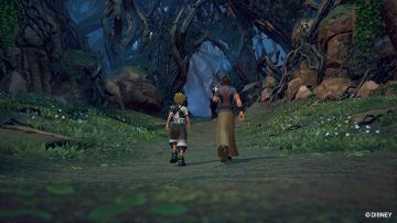 Immagine 1 del gioco Kingdom Hearts HD 2.8 Final Chapter Prologue per Playstation 4