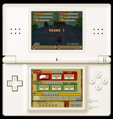 Immagine 2 del gioco Dinosaurs: Combattimenti fra Giganti per Nintendo DS