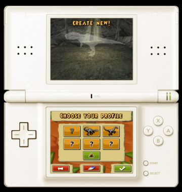 Immagine 4 del gioco Dinosaurs: Combattimenti fra Giganti per Nintendo DS