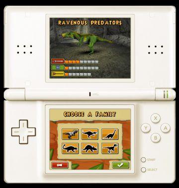 Immagine 6 del gioco Dinosaurs: Combattimenti fra Giganti per Nintendo DS
