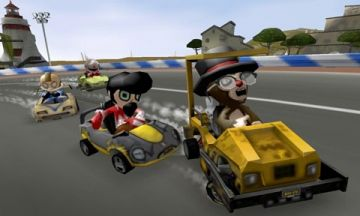 Immagine 2 del gioco ModNation Racers   per Playstation PSP