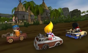 Immagine 4 del gioco ModNation Racers   per Playstation PSP