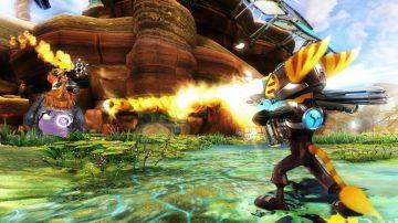 Immagine 2 del gioco Ratchet & Clank: A Spasso nel Tempo per Playstation 3
