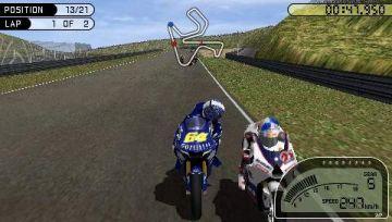 Immagine 1 del gioco MotoGP per Playstation PSP