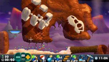 Immagine 1 del gioco Lemmings per Playstation PSP