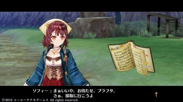 Immagine 6 del gioco Atelier Sophie: The Alchemist of The Mysterious Book per Playstation 4