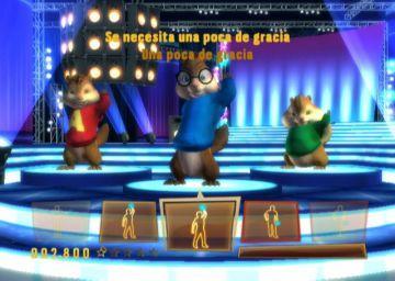 Immagine 4 del gioco Alvin & The Chipmunks per Nintendo Wii