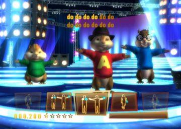 Immagine 5 del gioco Alvin & The Chipmunks per Nintendo Wii