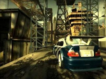 Immagine 2 del gioco Need for Speed Most Wanted Black Edition per Playstation 2