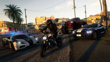 Immagine 1 del gioco The Crew: Ultimate Edition per Playstation 4
