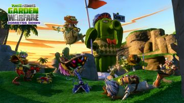Immagine 2 del gioco Plants Vs Zombies Garden Warfare per Xbox 360