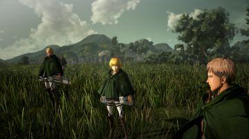 Immagine 2 del gioco Attack on Titan: Wings of Freedom per Xbox One