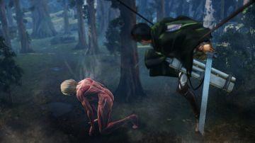 Immagine 5 del gioco Attack on Titan: Wings of Freedom per Xbox One