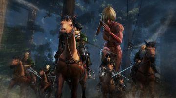 Immagine 1 del gioco Attack on Titan: Wings of Freedom per Xbox One